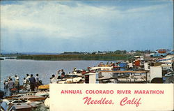 Annual Colorado River Marathon