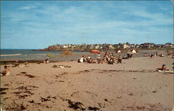 Bathing Beach and Cottages, Concordville