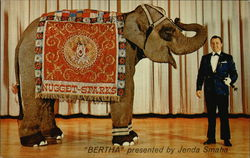 """Bertha"" presented by Jenda Smaha at John Ascuaga's Nugget"