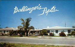 Ballinger Apartments, Madeira Beach