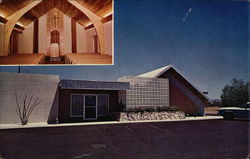 Desert View Chapel, Gibbons Mortuary