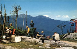 Wildcat Mountain Gondola, Pinkham Notch
