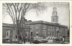 Public Library & Town Hall