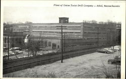 Plant of Union Twist Drill Company