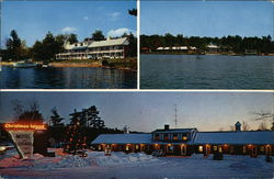 Christmas Island Motel on Lake Winnipesaukee