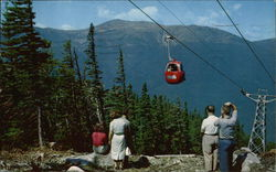 Wildcat Mt. Gondola, Pinkham Notch
