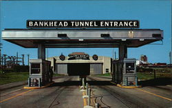 Eastern Entrance to Bankhead Tunnel
