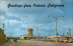 Greetings from Ontario, California