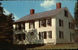 Whitaker-Clary House c.1816