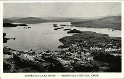 Moosehead Lake Coves,Greenville Junction