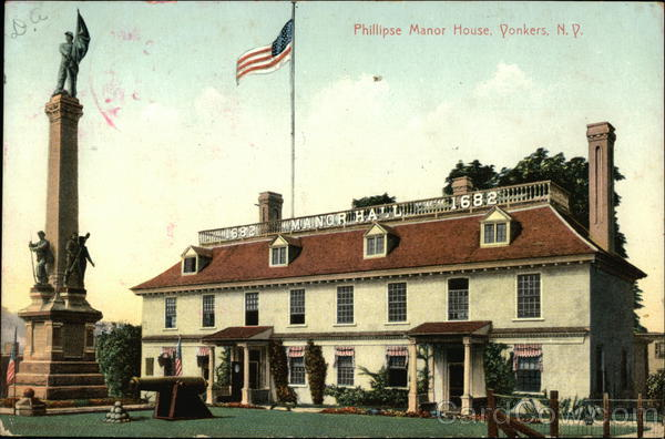 Phillipse Manor House Yonkers New York