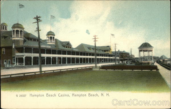 Hampton Beach Casino New Hampshire
