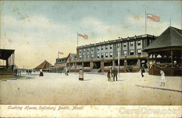Salisbury Beach Ma Restaurants