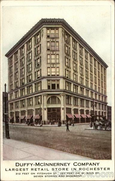 Duffy-McInnerney Company Rochester New York