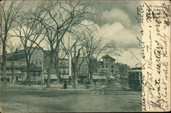Central Park - Atlantic and Main Streets