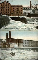 High Water, Woonsocket Falls 1902