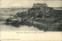 Beacon Rock - Residence of E. D. Morgan