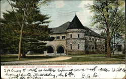 Vassar College - The Gymnasium