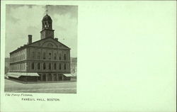 Faneuil Hall - National Educational Association 1903