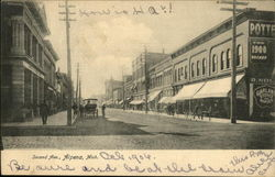 Second Ave. Postcard