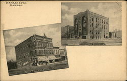 Odd Fellows and Columbia Buildings
