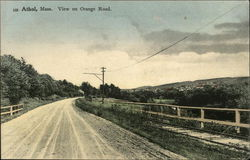 View On Orange Road
