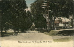 Main Street near Fair Grounds