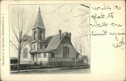 Trinity M. E. Church