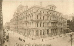 Post Office - 9th and Market Streets