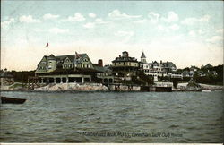 Corinthian Yacht Club House
