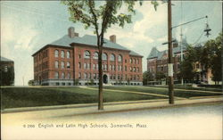 English and Latin High Schools