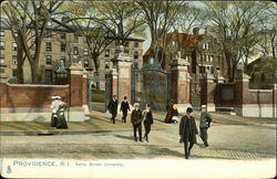 Gates, Brown University