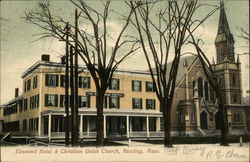 Elmwood Hotel & Christian Union Church