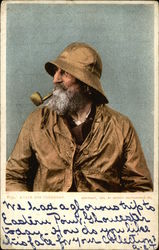 A Cape Ann Fisherman