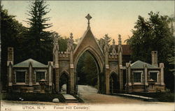 Forest Hill Cemetary