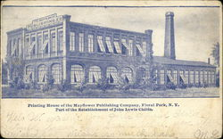 Printing House of the Mayflower Publishing Company
