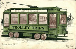 Trolley Trips - Danielson to Providence