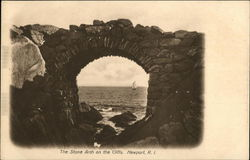 The Stone Arch on the Cliffs