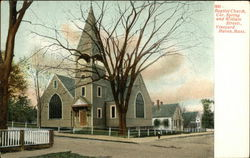 Baptist Church, Corner of Spring and Williams Streets, Vineyard Haven