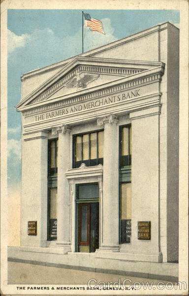 The Farmers and Merchants Bank Geneva New York