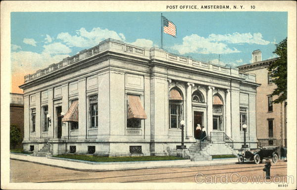 Post Office Amsterdam New York