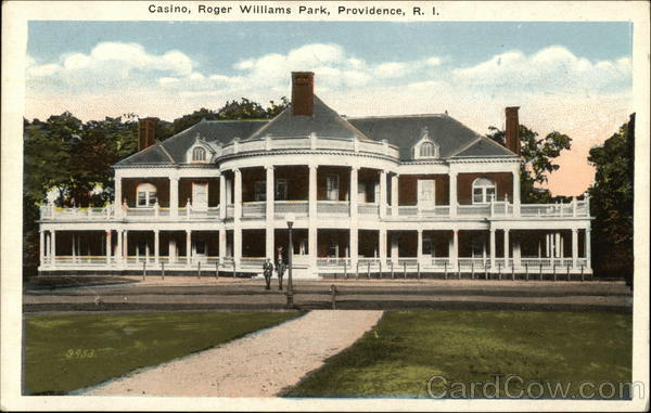 Roger Williams Park - Casino Providence Rhode Island