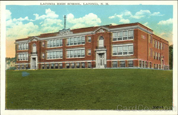 Laconia High School New Hampshire