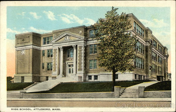 High School Attleboro Massachusetts