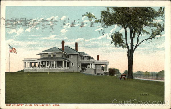 The Country Club Springfield Massachusetts