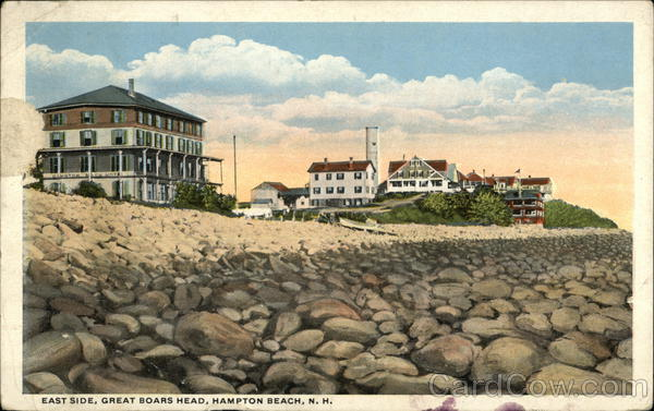 East Side, Great Boars Head Hampton Beach New Hampshire