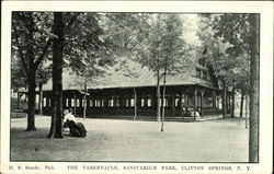 The Tabernacle Sanitarium Park