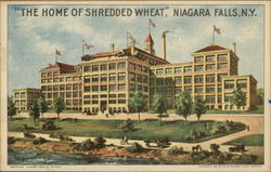 The Shredded Wheat Company