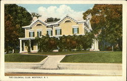 Street View of the Colonial Club