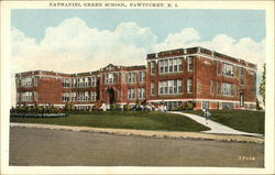 Street View of the Nathaniel Green School